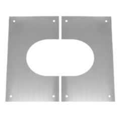 Finishing Plate 0º-30º, 150mm (200mm)