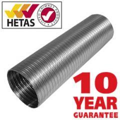 """Stainless Steel Flue Liner 316L Grade 150mm / 6"""""""