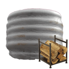 "Stainless Steel Flue Liner 316L - 40 metre drum - 150mm / 6"""
