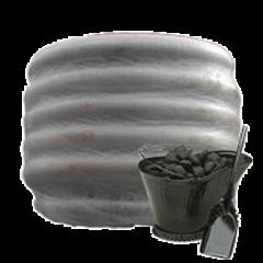"Stainless Steel Flue Liner 904L - 40 METRE DRUM - 150mm / 6"""