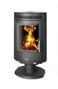 Arctic 8 rotating wood burning stove