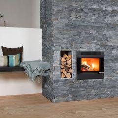 Aduro 5 - 1 -  inset stove  black