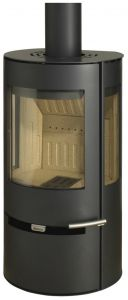 Aduro 9 AIR DEFRA black wood burning stove with external air