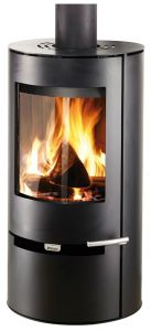 Aduro 9-1 DEFRA approved black wood burning stove