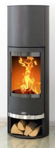 Alkmaar I wood burning stove