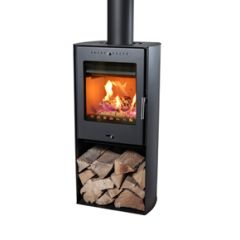 Asgard 9 wood burning stove