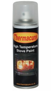 400ML BG GREY STOVE PAINT