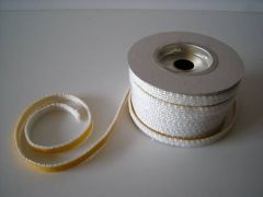 Self adhesive glass tape