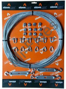 Guy Wire Kit