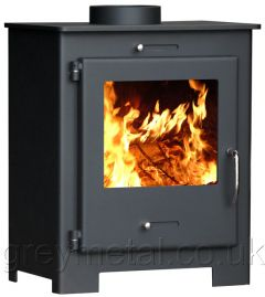 Nero 5kw wood burning & multifuel stove