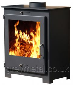 Nero Lux 11kw wood burning and multifuel stove