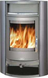 Polar 6.5kw corner wood burning & multifuel stove