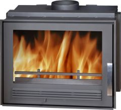 Preston 7kw Inset wood burning and multifuel stove