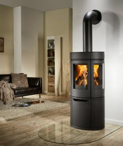Yukon Three sided wood burning stove